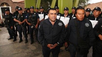 El subsecretario de Seguridad Pública del Estado de Michoacán renunció a su cargo, tras difundirse una video sobre el caso Ayotzinapa (Foto: Cuartoscuro)