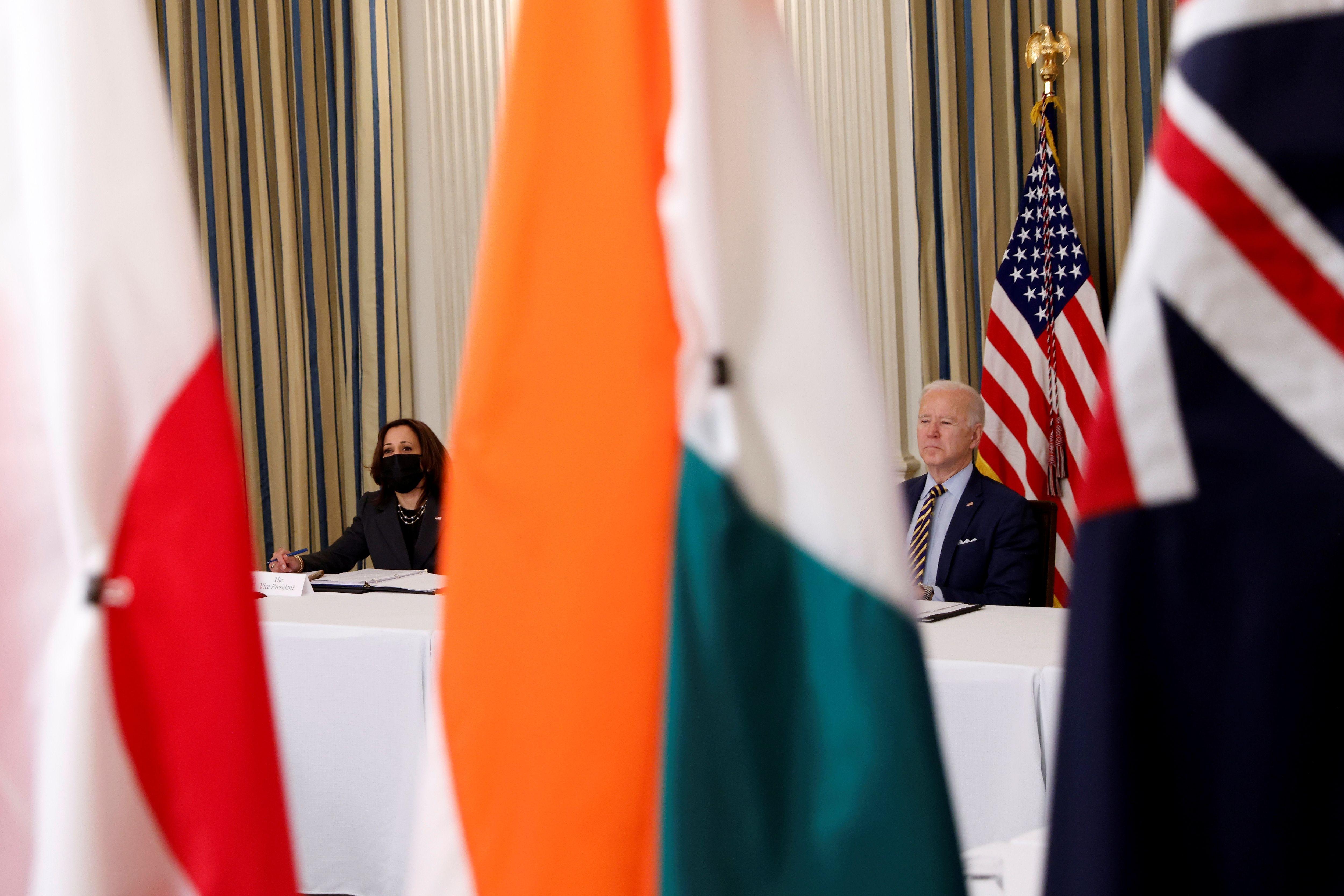 """Psaki indicó que el Gobierno de Biden ha hecho de esa alianza """"una prioridad"""" (Foto: REUTERS)"""