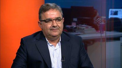 Raúl Jalil, gobernador de Catamarca electo por el Frente de Todos el año pasado