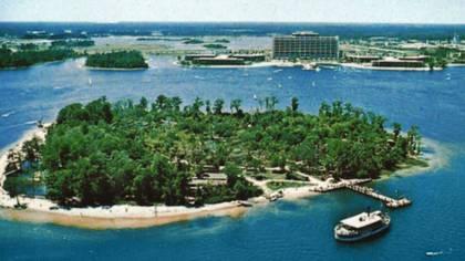 Discovery Island fue cerrada al público en 1999 tras 25 años de funcionamiento