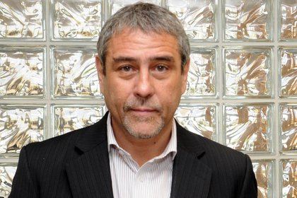 Jorge Ferraresi, ministro de Desarrollo Territorial y Hábitat