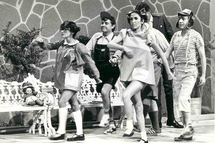 """La vecindad de """"El Chavo"""" trataba temas de la vida cotidiana, de un sector de la población, a partir de un formato cómico. (Foto: Especial)"""