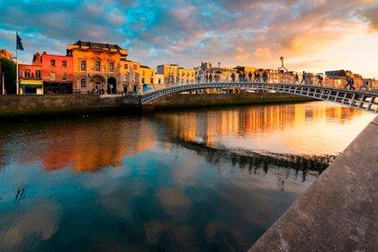 Según otra clasificación de Big 7 Travel, el acento irlandés es uno de los acentos más sexis del mundo, lo que puede explicar, en parte, por qué la capital obtuvo una calificación tan alta