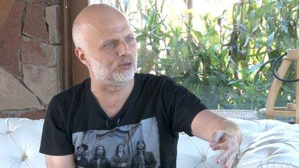Wainraich, conductor de radio y TV, habló sobre sus TOCs