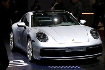 El Porsche 911 Carrera 4S, otro de los clásicos de la marca alemana