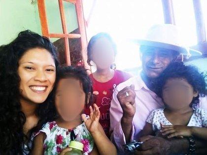 Ramón Casas tenía 9 hijos, y 7 de ellos todavía vivían con él en su casa de General Güemes