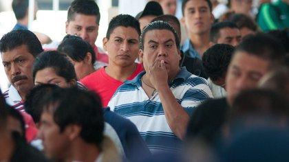 Otra incertidumbre es la promesa de López Obrador de crear 2 millones de empleos este año. (FOTO: DIEGO SIMÓN SÁNCHEZ /CUARTOSCURO)