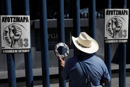 """Aquilino espera que no se fabrique otra """"verdad histórica"""", y que se pueda dar con los responsables de los hechos ocurridos en septiembre de 2014 (Foto: Reuters)"""