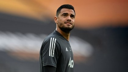 138) Sergio Romero, Manchester United, USD 4,98 millones