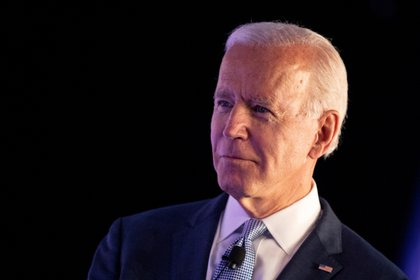 En la imagen, Joe Biden, presidente electo de EE.UU. EFE/EPA/ETIENNE LAURENT/Archivo