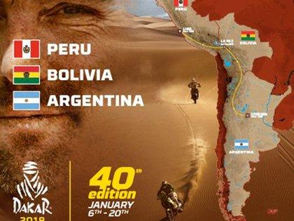 Perú Bolivia y Argentina formaron parte de la edición 2018