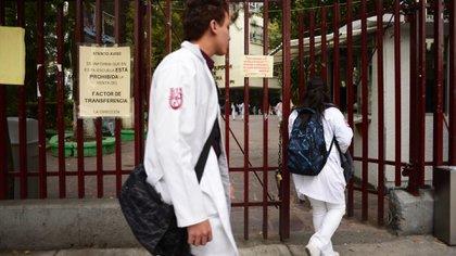 Más de 200,000 alumnos regresarán a clases en el Instituto Politécnico Nacional este lunes (Foto: Cuartoscuro)
