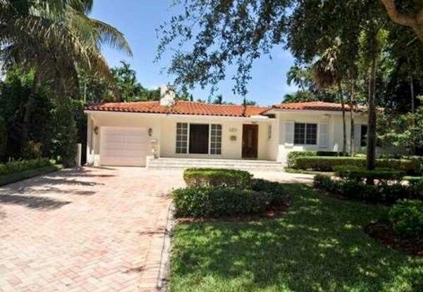 Una casa del empresario en Coral Gables, Florida