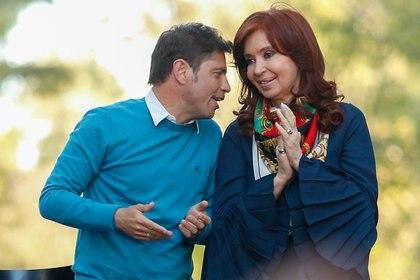 """Según Cavallo, Cristina sí experimentó un cambio ideológico muy fuerte debido a la influencia de Kicillof. """"Ellos creen que el estado debe dirigir todo"""", señaló. (Nicolás Aboaf)"""
