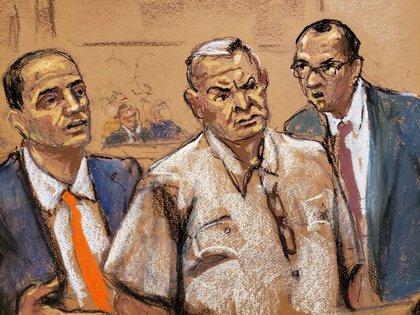 En las audiencias se ha declarado no culpable de los cargos de narcotráfico (Foto: REUTERS/Jane Rosenberg)