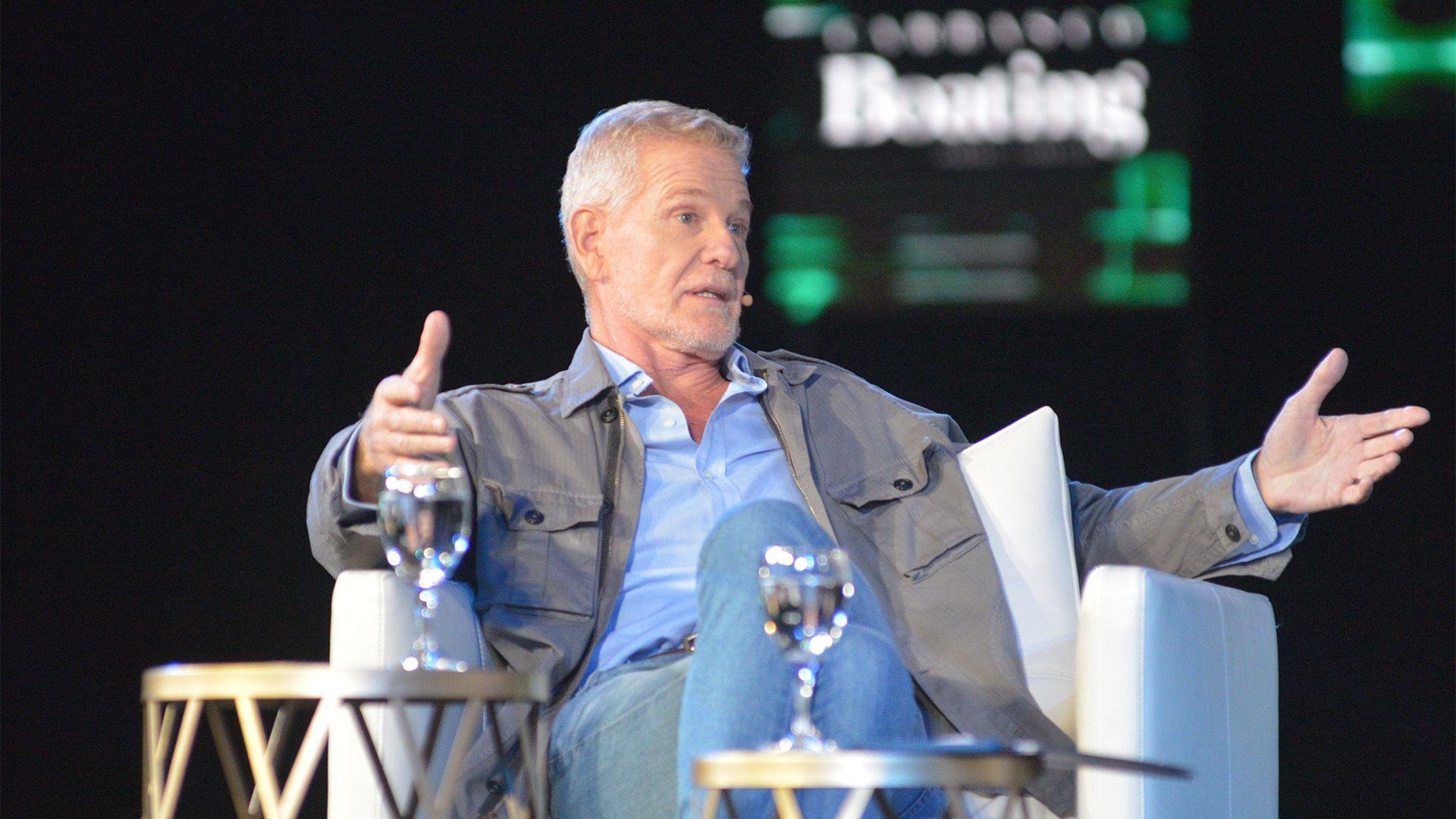 Francisco de Narváez es el nuevo dueño de la operación de Walmart en la Argentina (Marcelo Umpierrez)