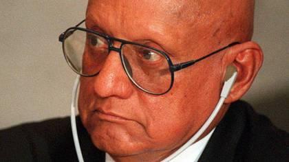 Jesús Gutiérrez Rebollo, el zar antidrogas de México, fue acusado de proteger a Amado Carrillo (Foto: AP)
