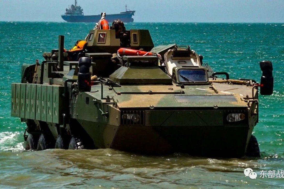 Ejercicio Militar China