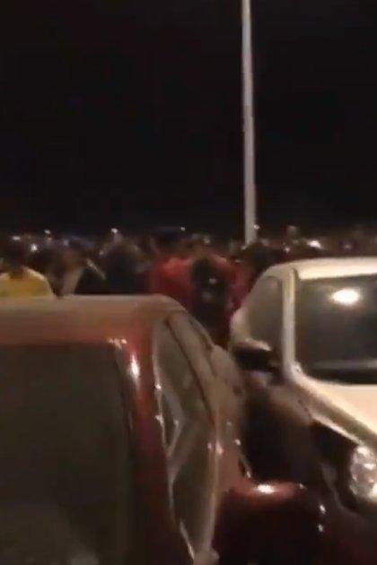 Pablo Lemus Navarro, presidente municipal de Zapopan, lamentó el accidente y pidió a la gente evitar este tipo de prácticas. (Foto: Tomada de video)