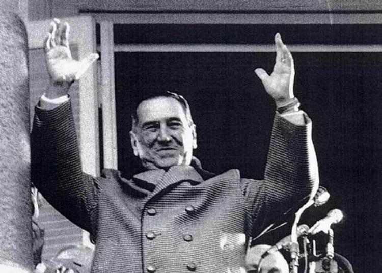 Juan Domingo Perón, tres veces presidente