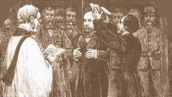 Neill murió en la horca el 15 de noviembre de 1892.