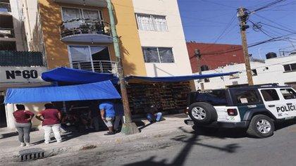 """Fueron agentes de Inteligencia de la SSC en la Ciudad de México quienes lo detuvieron """"tras meses de búsqueda"""", de acuerdo con el reportero Antonio Nieto (Foto: Twitter/@siete_letras)"""