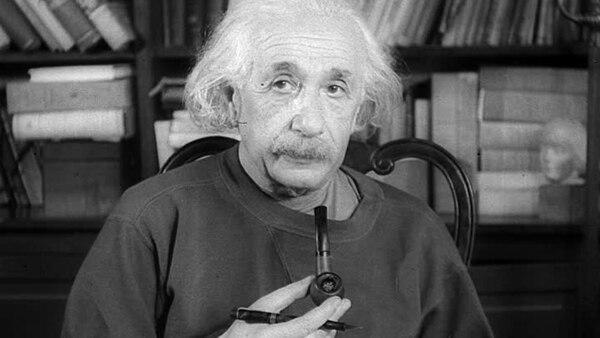 Albert Einsteinescribió la carta desde Princeton, Nueva Jersey