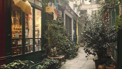 El pasaje se encuentra en el barrio de Arts et Métiers (Instagram: @armstephan)