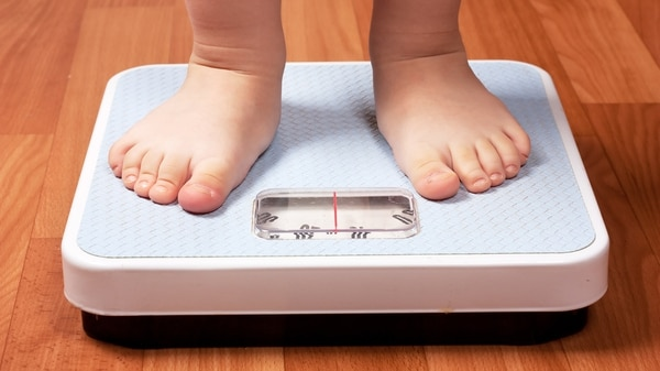 A nivel regional, el sobrepeso en menores de cinco años afecta al 7% de los niños (Getty)