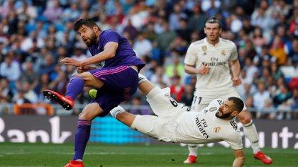 Néstor Araujo llegó en 2018 al Celta de Vigo y se ha convertido en titular indiscutible (Foto: Reuters)