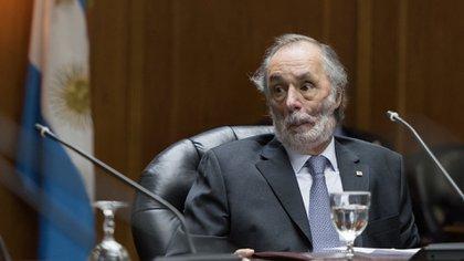 El diputado de Juntos por el Cambio Pablo Tonelli (Adrián Escandar)