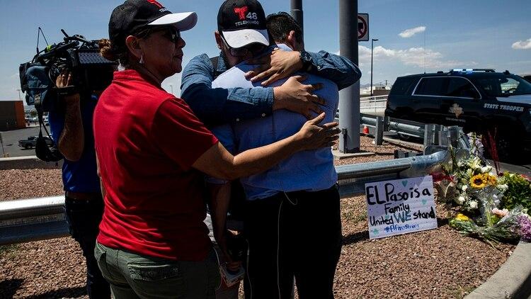 Tiroteo en El Paso, Texas (Adriana Zehbrauskas/The New York Times)