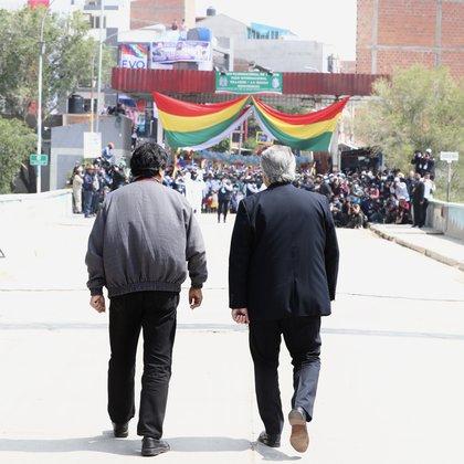 El regreso de Evo Morales a Bolivia