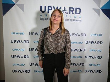 Gloria Vailati, cofundadora de la plataforma de web televisión FW TV