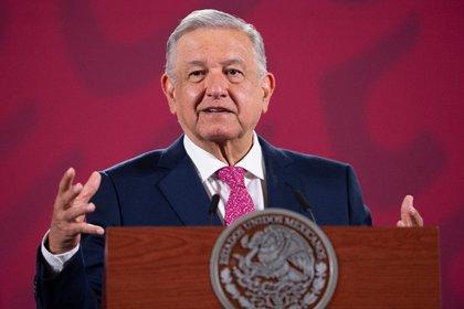 Andrés Manuel López Obrador (Foto: PRESIDENCIA DE MÉXICO)