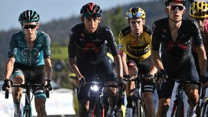 Giro de Italia: estas son las etapas de montaña clave para Egan Bernal y los demás 'escarabajos'