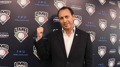 Horacio de la Vega, presidente de la LMB, mencionó que tenían acuerdos verbales con cuatro empresas, pero tras la emergencia sanitaria sólo continuó el proceso con una (Foto: LMB)