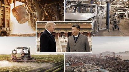 La extensa y larga guerra comercial está teniendo un impacto negativo en el crecimiento económico global
