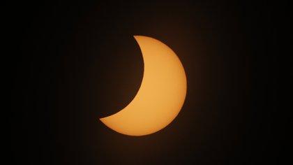 El próximo eclipse solar será en la Antártida el 4 de diciembre de 2021 (AP Photo/Natacha Pisarenko)