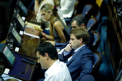 Legisladores de Juntos por el Cambio lograron realizar modificaciones en el proyecto original (Santiago Salva)