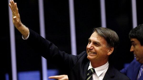 Jair Bolsonaro (Reuters)