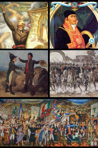 Independencia de México (Foto: Wikipedia)