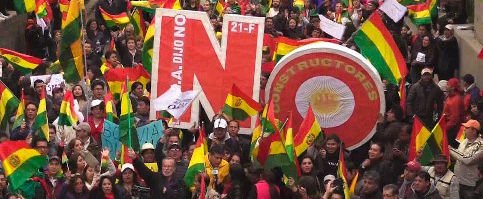Bolivia no