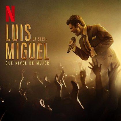 Luis Miguel, la serie (Foto: Instagram @luismiguellaserie).