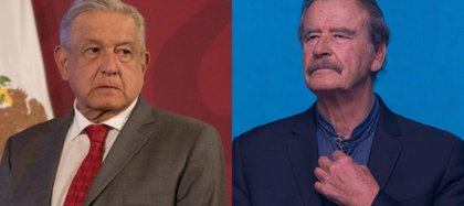 Vicente Fox once again attacked AMLO (Photo: Cuartoscuro)