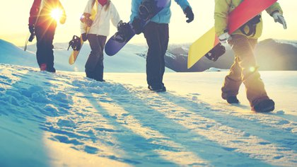Según estiman algunas voce, en los próximos meses el porcentaje de los viajes puede subir a un 20% o 25% (Shutterstock)