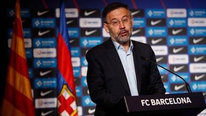 Bartomeu y la directiva del Barcelona analizan los riesgos políticos que sufrirían ante la partida de Messi