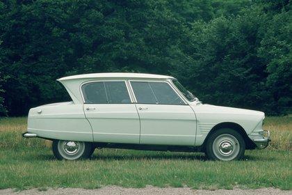 El AMI6 le dio paso al AMI 8 que mejoró en varios conceptos (Citroën)