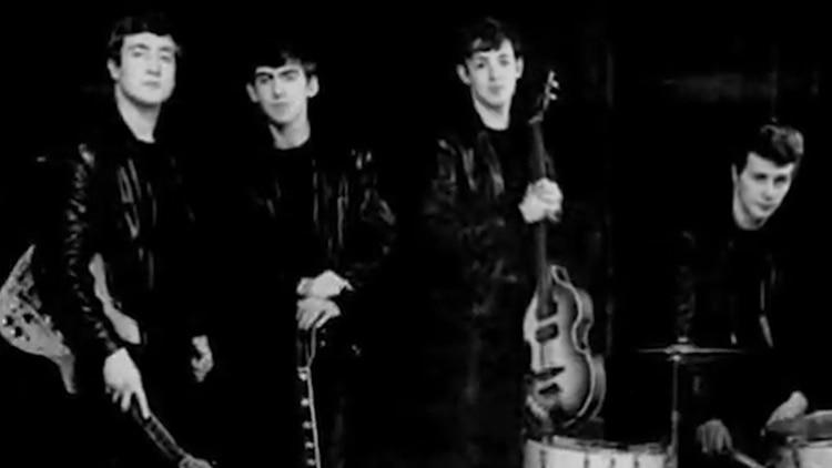 Juntos grabaron en el estudio Decca, que no aceptó al grupo (captura youtube)