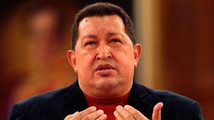 Hugo Chávez (Shutterstock)